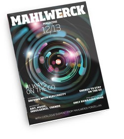 Content Marketing für Porzellan: der Mahlwerck Magalog 2013