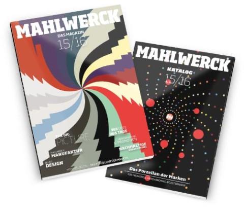 B2B Content Marketing: Mahlwerck Magalog 2015