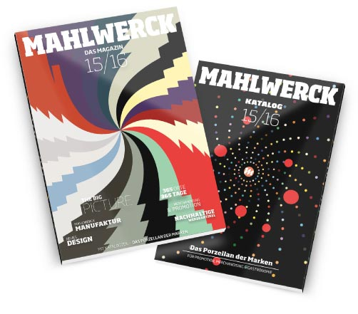 Mahlwerck Magalog Magazin-Katalog 2015 Abb.