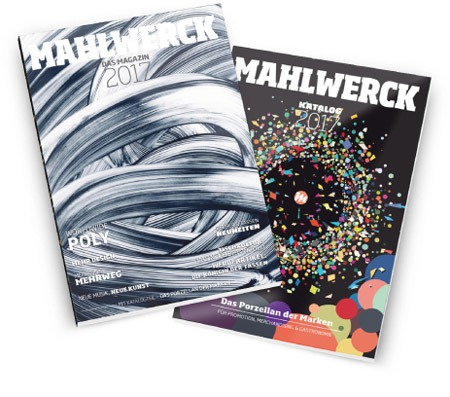 Content Marketing mit dem Mahlwerck Magalog Magazin-Katalog 2017
