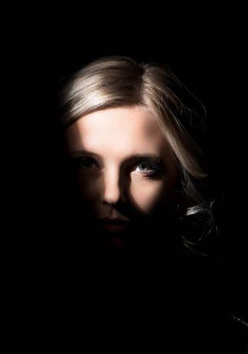 The Black Room Portrait by Ingo Moeller