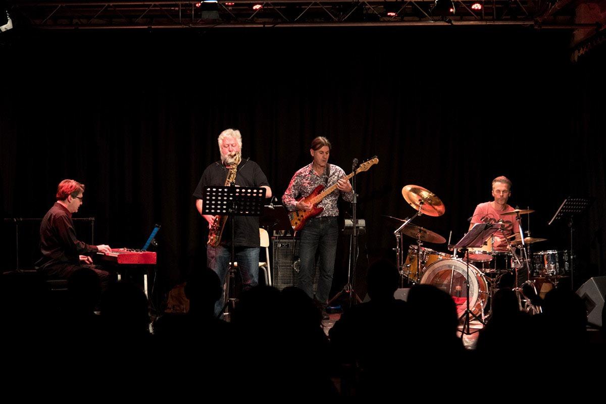 Lemon Crash, die Jazz/ Fusion Band aus München