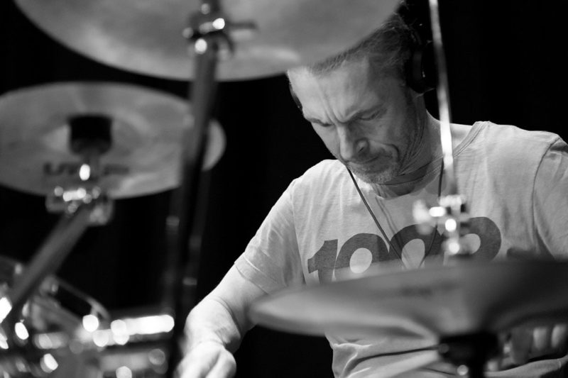 Christian Böhm mit Lemon Crash, die Jazz/ Fusion Band aus München