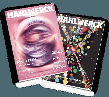 Ingo Moeller für Mahlwerck - Magalog 2018