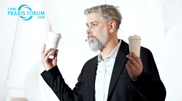 Speaker: Video vom Vortrag auf der PSI 2018