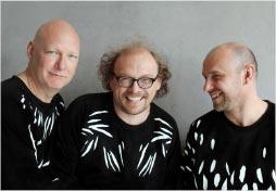 Dan Berglund Bugge Wesseltoff und Henrik Schwartz